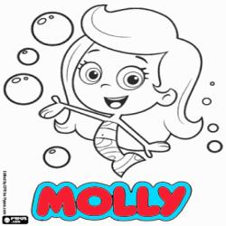 Giochi di colorare per ragazze giochi da colorare for Bubbles guppies da colorare